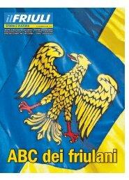 Scarica gratuitamente la pubblicazione (1,5 Mb). - Il Friuli