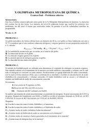 Examen X OMQ Fase 03 Problemas Abiertos - DePa