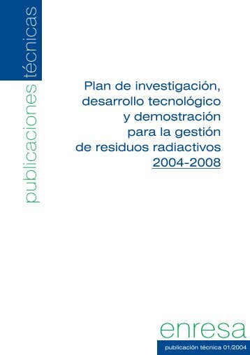 Descargar PDF (4982 KB) - Enresa