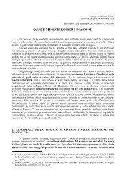 Leggi - Arcidiocesi di Torino