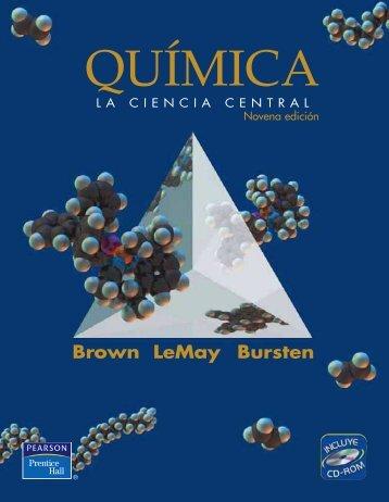 Quimica la Ciencia Central - Química General Básica