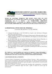 unione dei comuni valle del marecchia - Comune di Torriana
