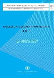 Massimario pronunce anno 2011 ( documento .pdf ) - Commissione ...