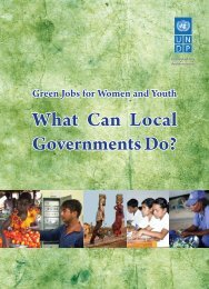 What Can Local Governments Do?