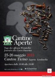 Scarica il Programma 2013 - Ticinowine