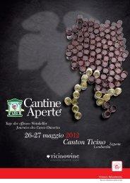 Canton Ticino Liguria - Azienda Mondò