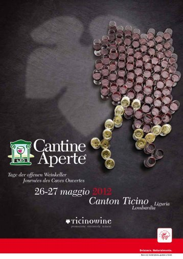 Cantine Aperte - Ticinowine