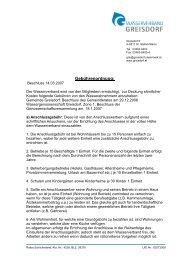 Gebührenordnung: - Gemeinde St. Stefan ob Stainz