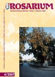 rosarium 2007-04 - Movimento Domenicano del Rosario