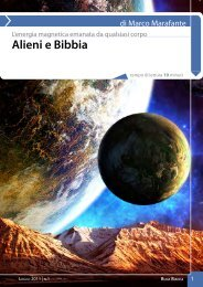 Alieni e Bibbia - Associazione Culturale Internazionale Nuove Scienze