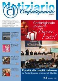 n.3 dicembre 2009 - BackOffice Adria Web