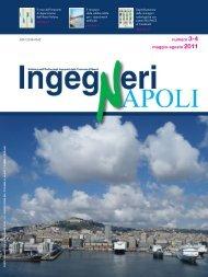 numero 3-4 maggio-agosto 2011 - Ordine degli Ingegneri della ...