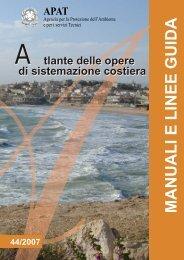 atlante delle opere di sistemazione di costiera - ARPA Lombardia