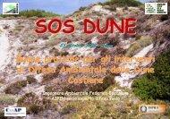 Linee Guida per gli interventi di difesa ambientale delle dune ... - catap