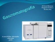 Gascromatografia - Scuola21 - Fermi