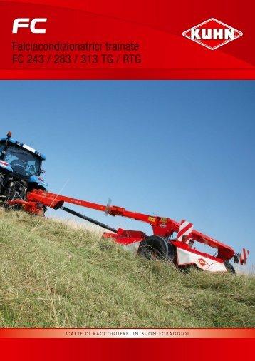 FC 243 / 283 / 313 TG / RTG - Kuhn