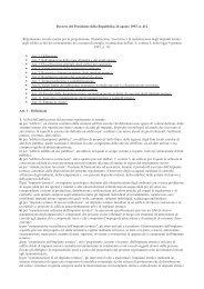 D.P.R. 412/93 - Lirenas Gas Srl