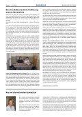 Nouvelles de l'Ecole - Ecole Stiftung - Page 6