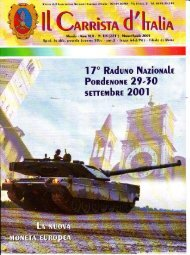 221 - Associazione Nazionale Carristi d'Italia