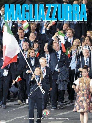 Magliazzurra N° 3/2012 - anaoai
