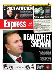 E PRET ATIFETEN - Gazeta Express
