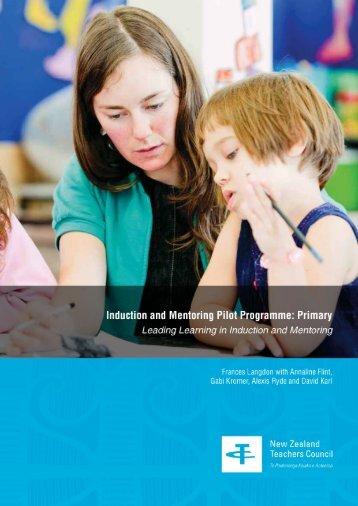 PDF of full report (4080KB) - The New Zealand Teachers Council