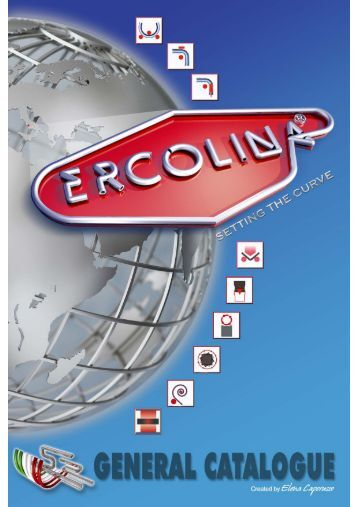 Ercolina Catalogue - Pipe & Tube Machines LTD