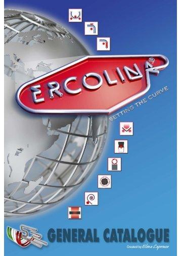 Ercolina Catalogue - Pipe & Tube Machines LTD