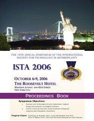 ISTA 2006