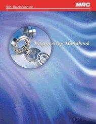 Engineering Handbook: MRC Bearing Services
