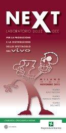 Programma dell'evento (1011 KB) PDF - Regione Lombardia