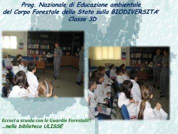 Classe 3^ D - Istituto Comprensivo Chiarelli
