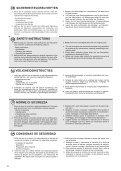 OM, T200 Compact pro, Accessories, 2003-03, DE, EN ... - Husqvarna - Page 6