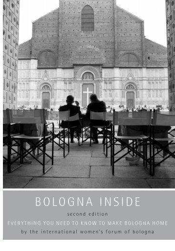 BOLOGNA INSIDE Second Edition - IWF Bologna