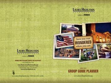 Download - Group Tours | Laurel Highlands
