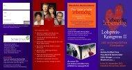 Flyer Kongress 2011E-mailversion neu - Teen Challenge Hohenlohe
