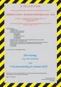 Ordentliche Generalversammlung 2005 Freitag, 18.03.2005 Gasthof ... - Seite 5