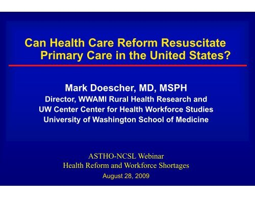 united health care washington