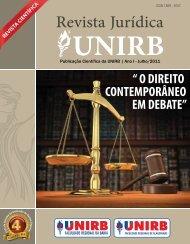 Revista Jurídica UNIRB