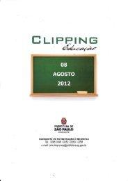 clipping 08_08_12.pdf - Secretaria Municipal de Educação