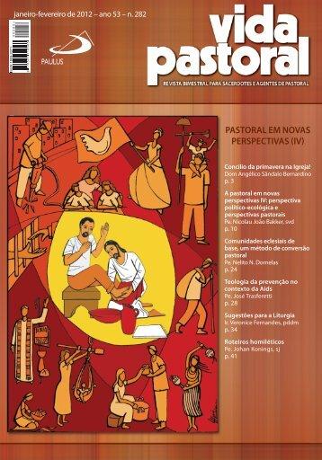 PASTORAL EM NOVAS PERSPECTIVAS IV - Vida Pastoral