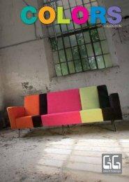 COLORSCOLLECTION - G&G Imbottiti Design