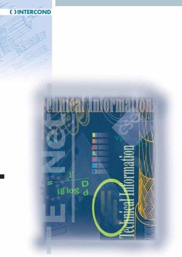 Manuale Tecnico Commerciale Informazioni tecniche ... - Wall & Decò