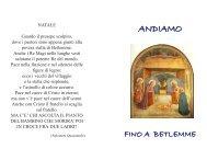 Novena di Natale per Lodi - Suore Domenicane di Santa Caterina ...