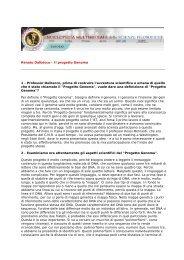 Dulbecco - Il progetto Genoma - N. Zingarelli