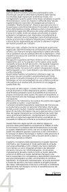 Onda su onda - opuscolo analitico - Comune di Zola Predosa - Page 4