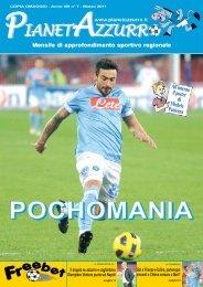 All'interno il poster di Michele Pazienza - PianetAzzurro ...