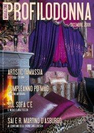 Dicembre 2006 - Profilo Donna Magazine