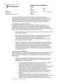 Кодекс этики и поведения - TeliaSonera - Page 3