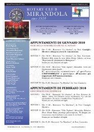 Rotary Club Mirandola